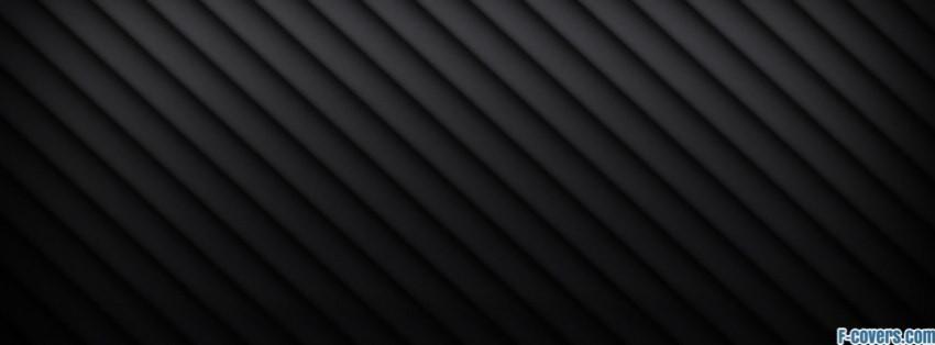 black diagonal stripes 1 facebook cover