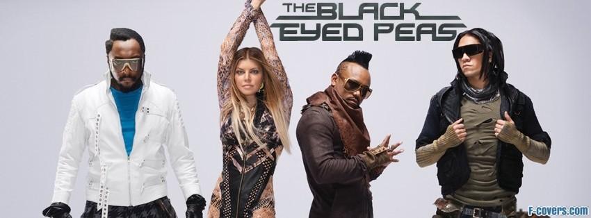 black eyed peas facebook cover