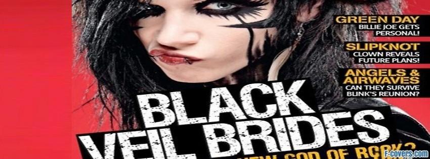 black viel brides facebook cover
