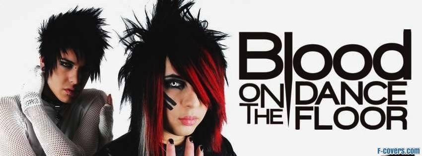 blood on the dance floor facebook cover