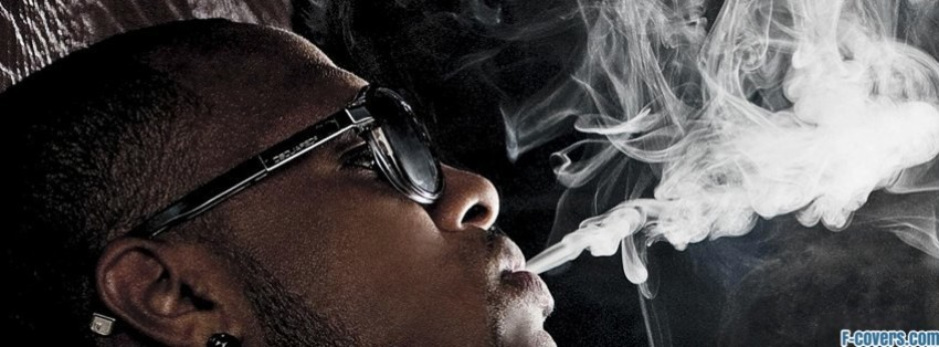 blowing smoke facebook cover