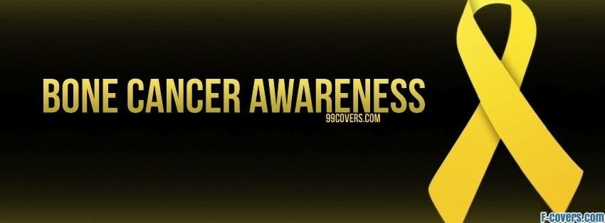 bone cancer awareness facebook cover