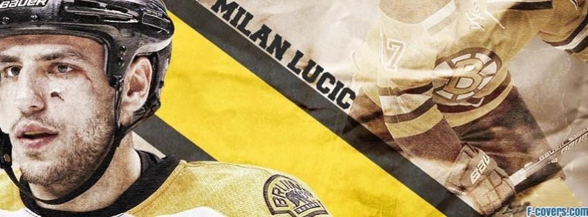 boston bruins milan lucic facebook cover