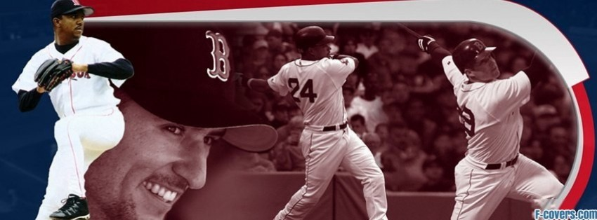 boston red sox pitcher facebook cover