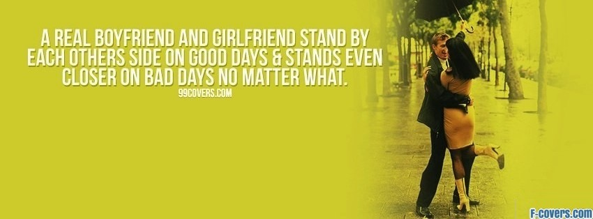 boyfriend and girlfriend facebook cover