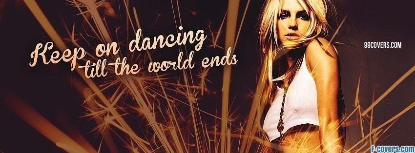 britney spears lyrics facebook cover