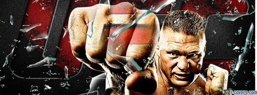 brock lesnar 5 facebook cover