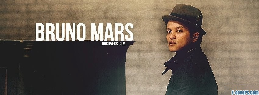 bruno mars 1 facebook cover