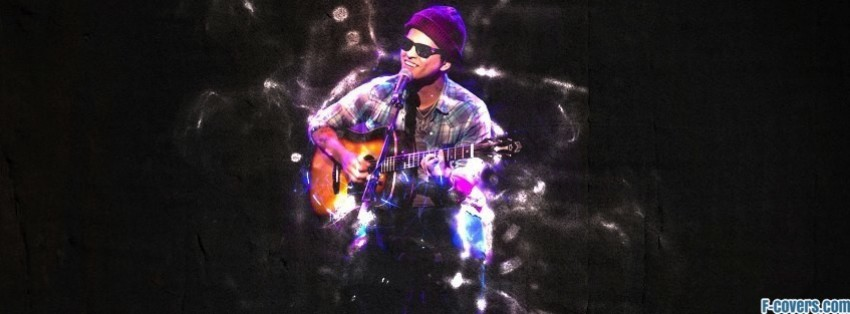 bruno mars 2 facebook cover
