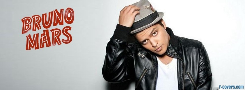 bruno mars facebook cover