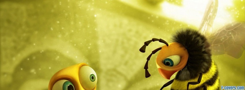 bumblebee and fairy facebook cover