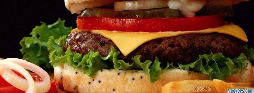 burger 1 facebook cover