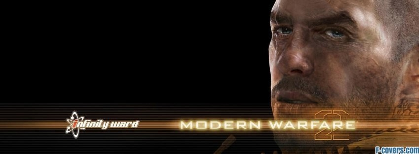Call Of Duty Modern Warfare 2 Facebook Cover Timeline Photo Banner For Fb