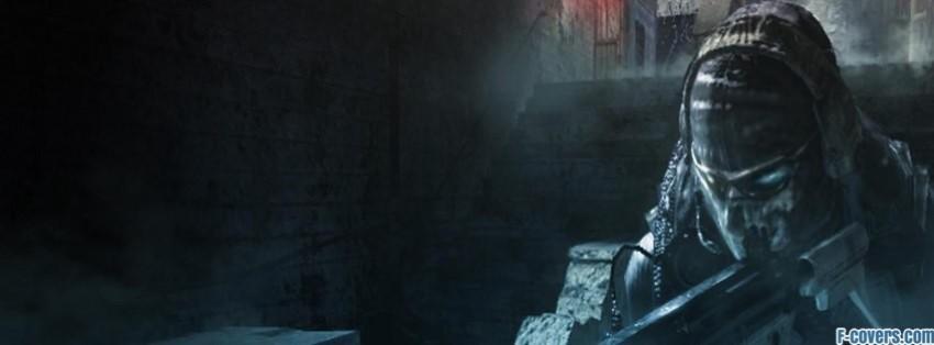 Call Of Duty Modern Warfare 2 Urban Warfare Facebook Cover Timeline Photo Banner For Fb