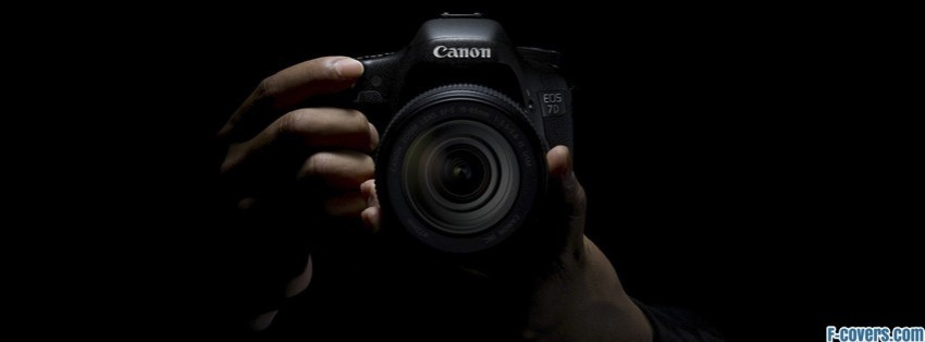 Canon Camera Banner Canon Camera Facebook Cover