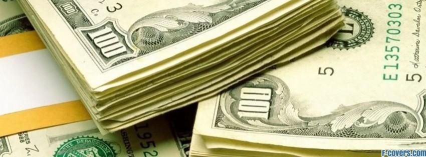 cash stack facebook cover