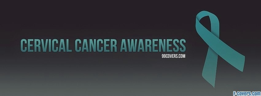 cervical cancer facebook cover