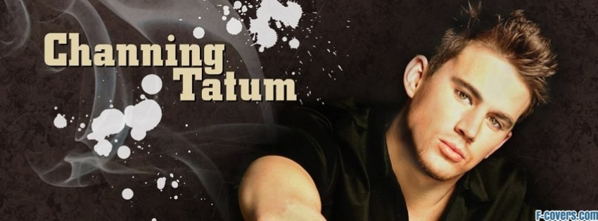 channing tatum 9 facebook cover