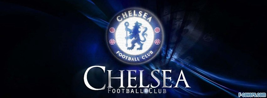 chelsea football club facebook cover