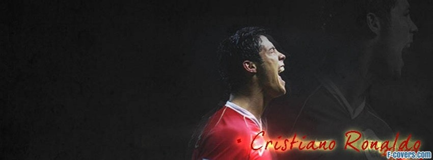 christiano renaldo facebook cover