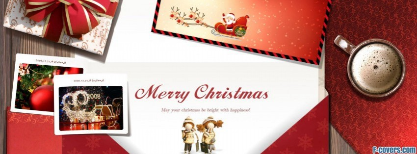 Christmas Cards Facebook Cover