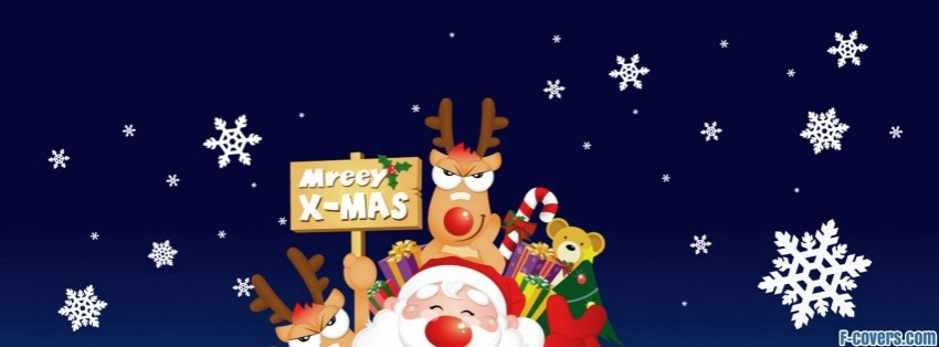 christmas song Facebook Cover timeline photo banner for fb