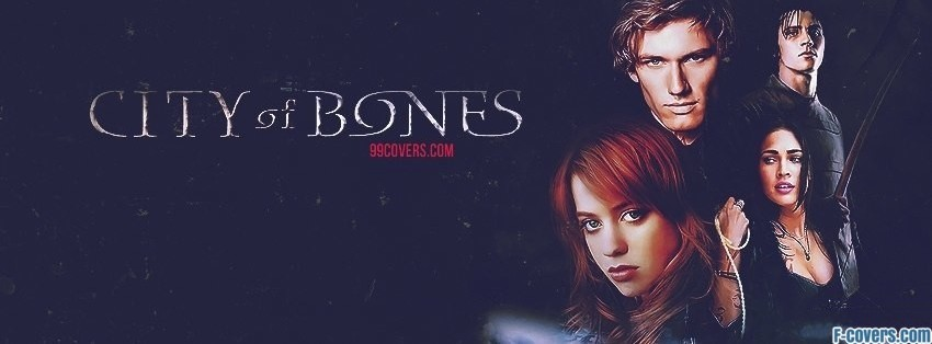 Movie Facebook Banners City of Bones Movie Facebook