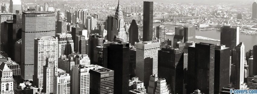 Cityscapes New York City Facebook Cover Timeline Photo Banner For Fb