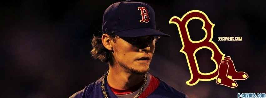 clay buchholz boston red sox facebook cover