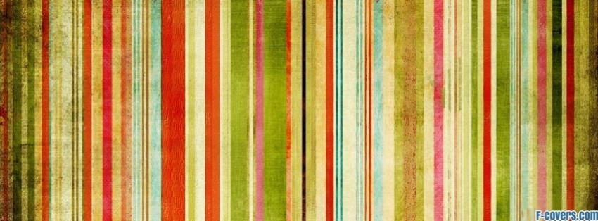 colorful wall striped texture facebook cover