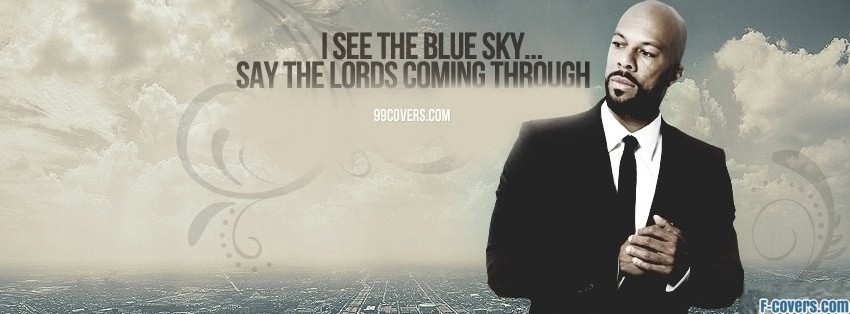 common lyrics facebook cover
