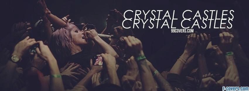 crystal castles facebook cover