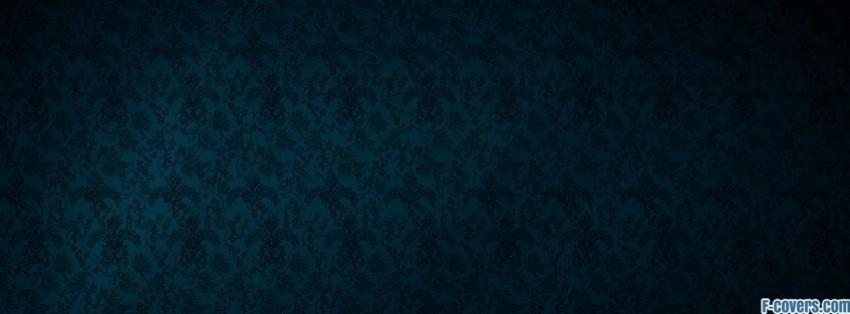 Dark Blue Damask Wallpaper: Dark Blue Damask Facebook Cover Timeline Photo Banner For Fb
