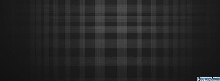 dark plaid texture pattern facebook cover