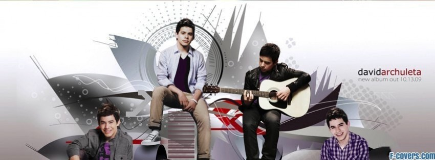 david archuleta facebook cover