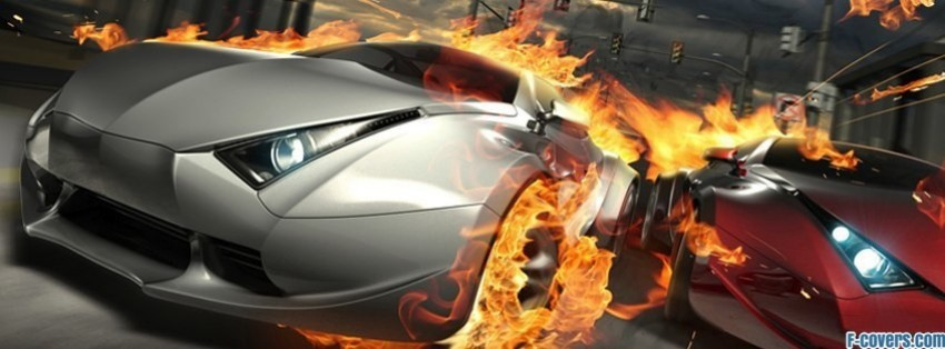 destructive cars facebook covers