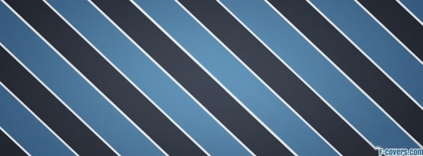 diagonal blues stripes pattern facebook cover