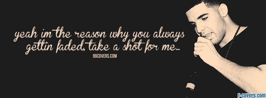 Quotes For Facebook Cover Lyrics drake lyrics 1 facebook cover