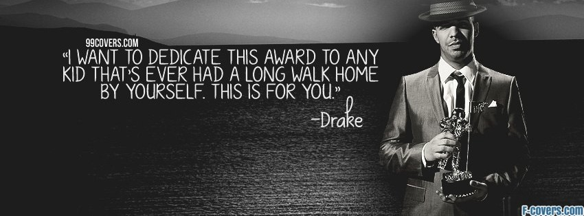 drake quote Facebook Cover timeline photo banner for fb