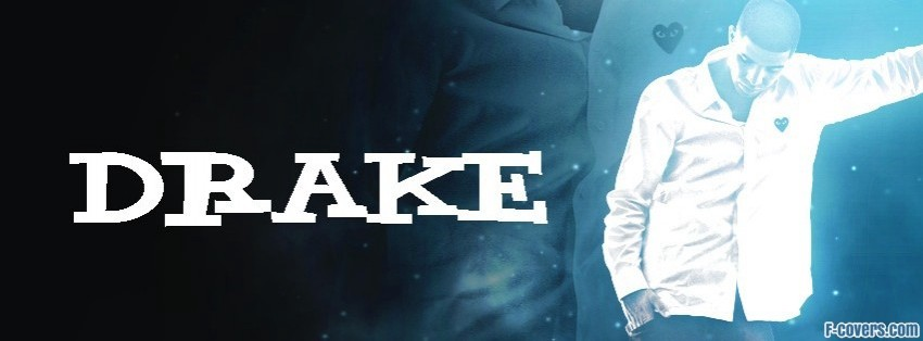drake white Facebook Cover timeline photo banner for fb