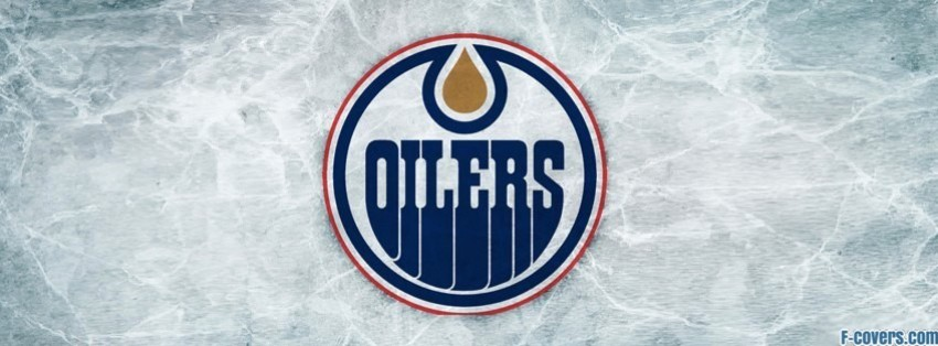 edmonton oilers ice logo facebook cover