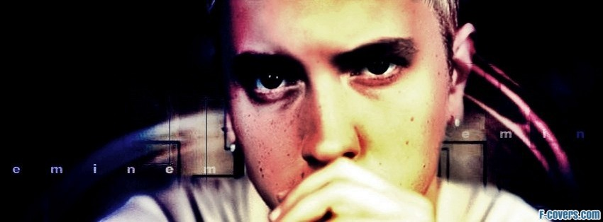eminem young facebook cover