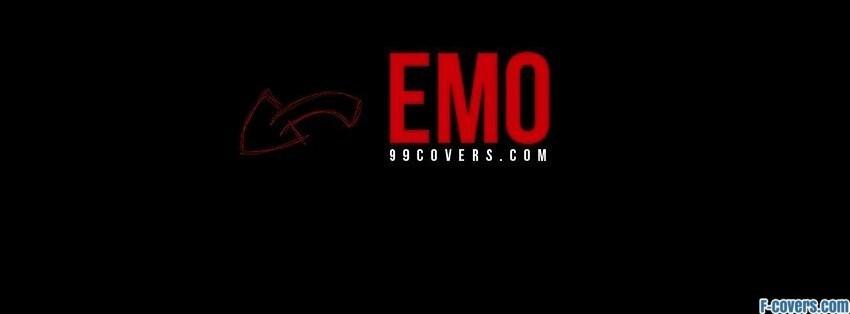 emo arrow facebook cover