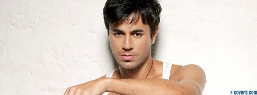 enrique iglesias 1 facebook cover