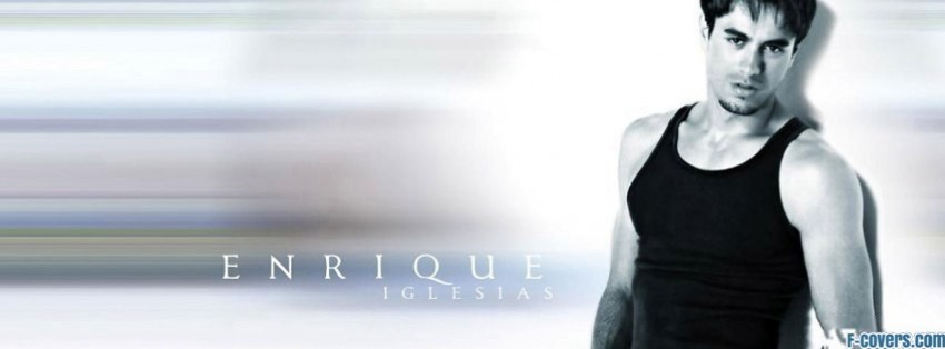 enrique iglesias 2 facebook cover