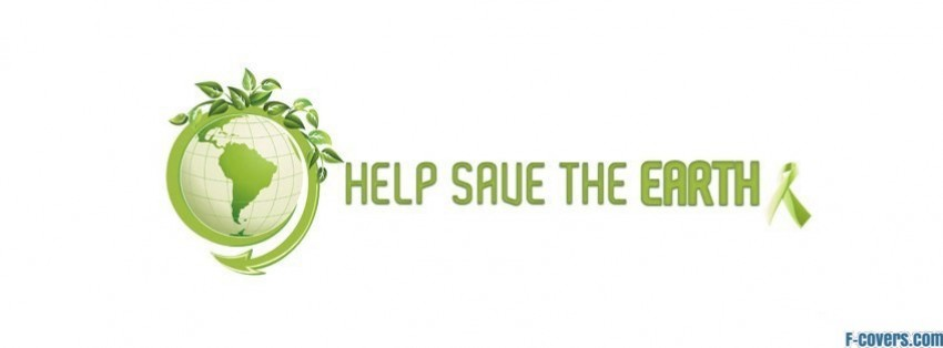 environmental protection awareness facebook cover