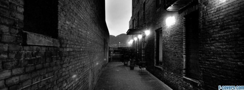 european alley way facebook cover