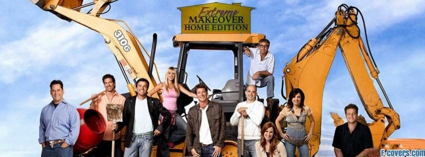 Home Makeover Shows tv shows facebook covers