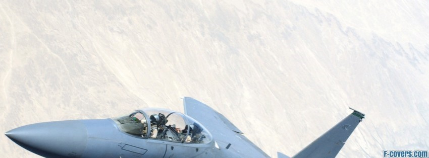 f 15 strike eagle facebook cover