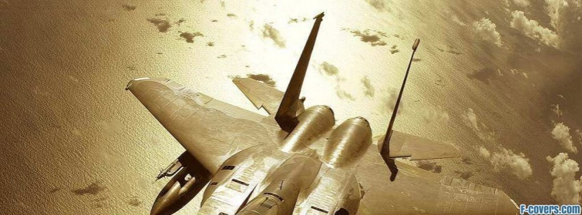 f15 eagle fighter facebook cover